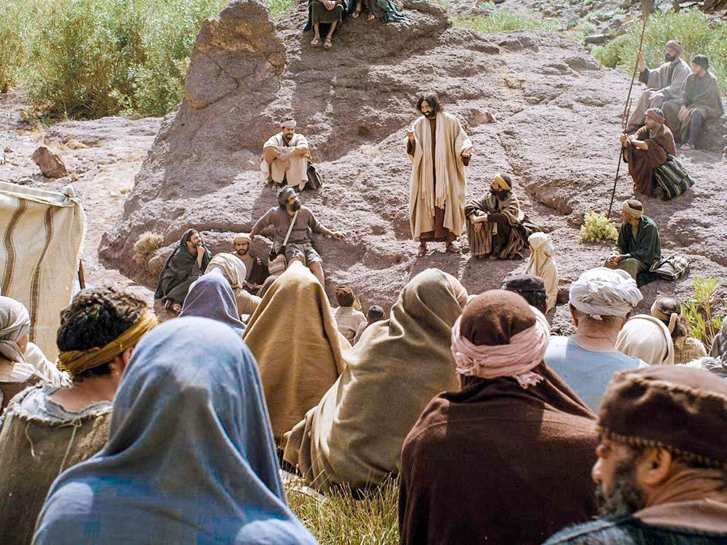 Kazanie na Górze (Mt. 5:1-12)