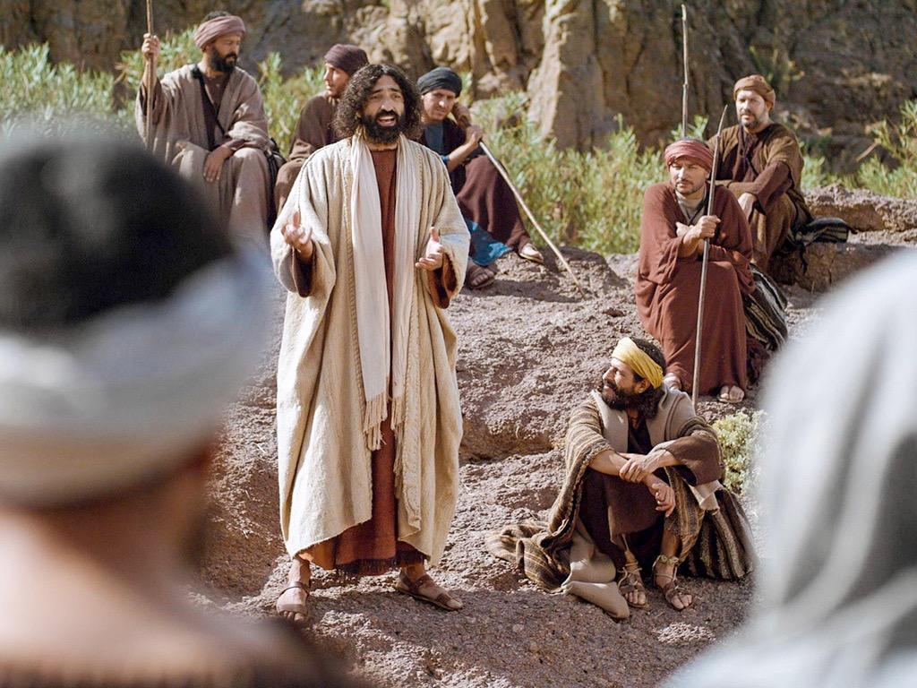 Ciasna brama i wąska droga (Mt. 7:13-14)