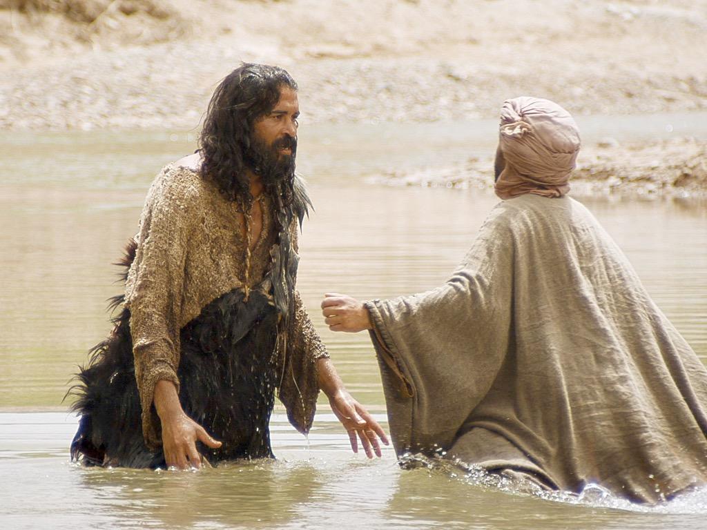 Kim ty jesteś? (J. 1:19-23)