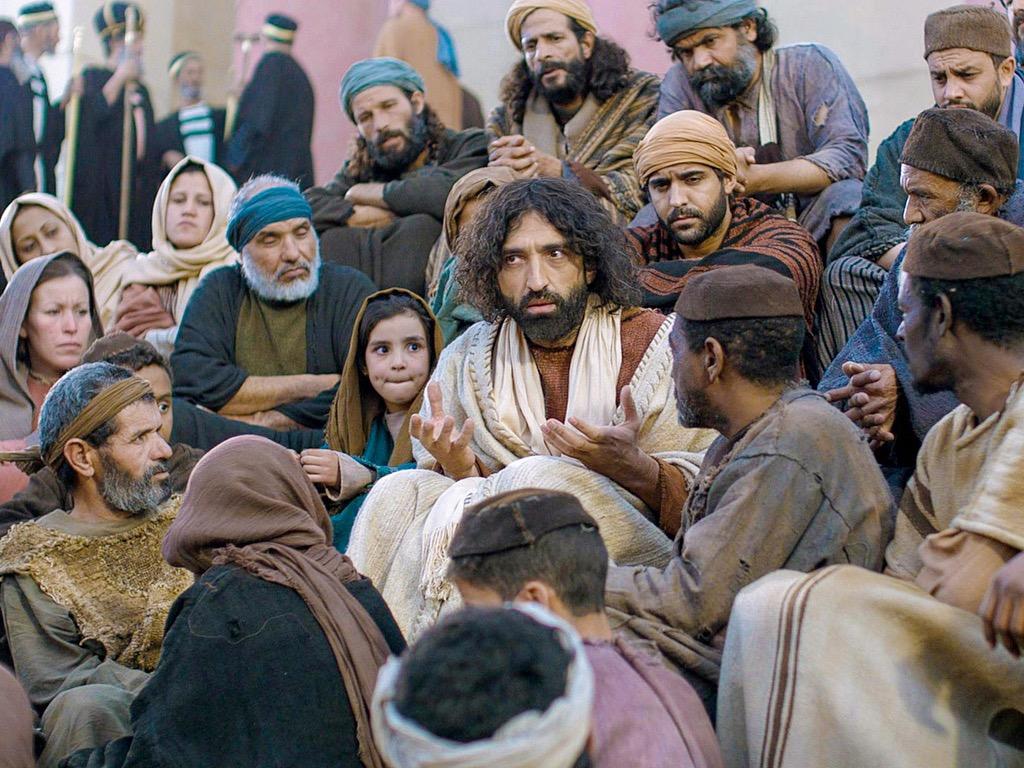 Nie sądźcie (Mt. 7:1-6)