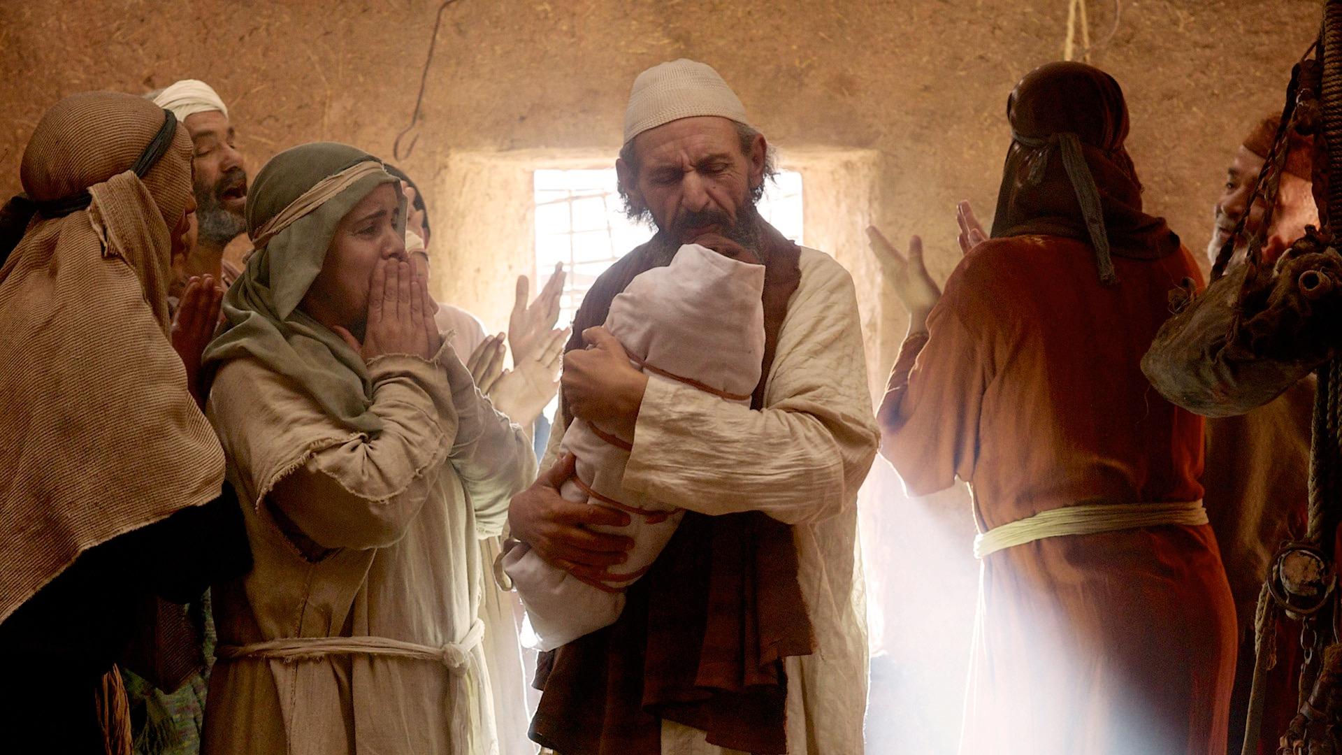 Narodzenie Jana Chrzciciela (Łk. 1:57-80)