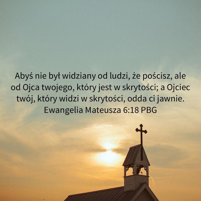 Post (Mt. 6:16-18)