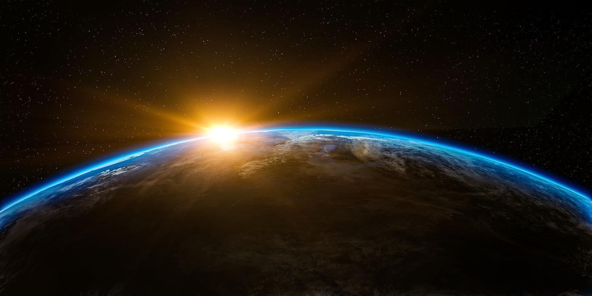 Stworzenie Świata (1 Mż 1:1-31)