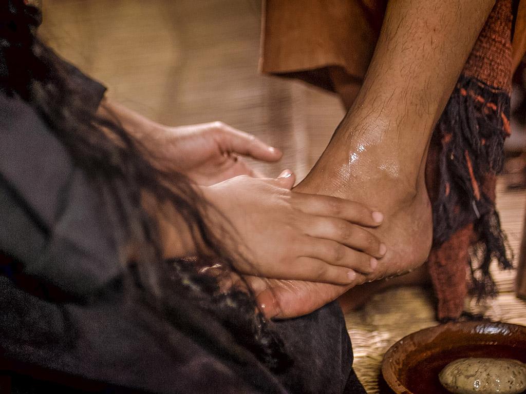 Namaszczenie Jezusa (Mt. 26:6-13)