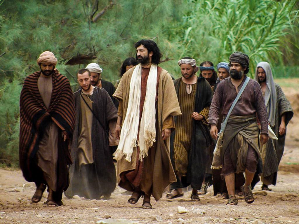 Cena bycia uczniem Jezusa (Mt. 8:18-22)