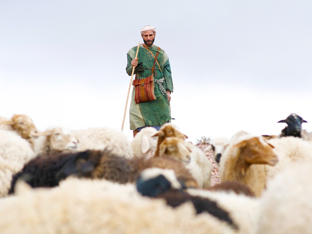 O owczarni (J. 10:1-10)