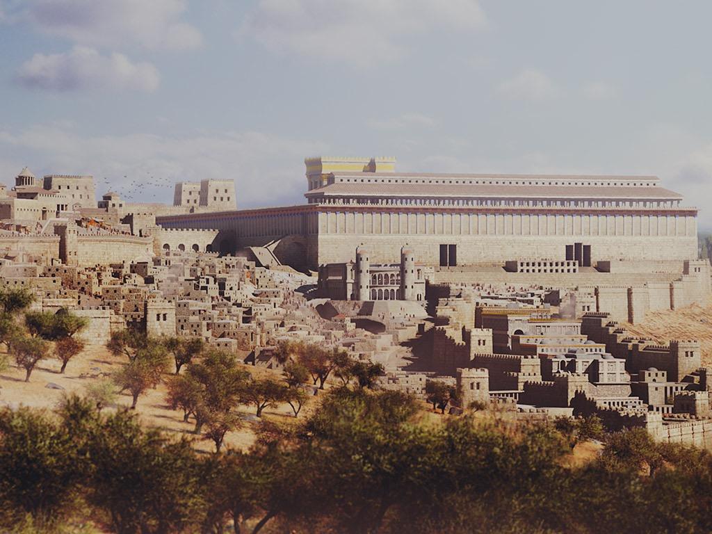 Poświęcenie Świątyni (J. 10:22-30)