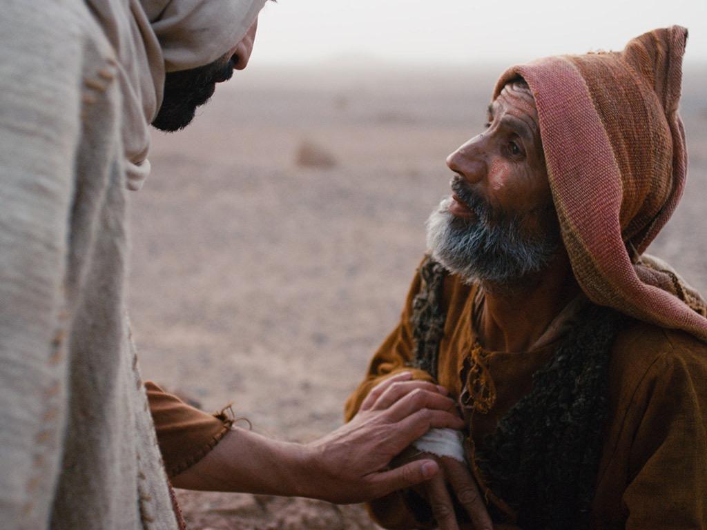 Panie, jeśli chcesz, możesz mię oczyścić (Mt. 8:1-4)