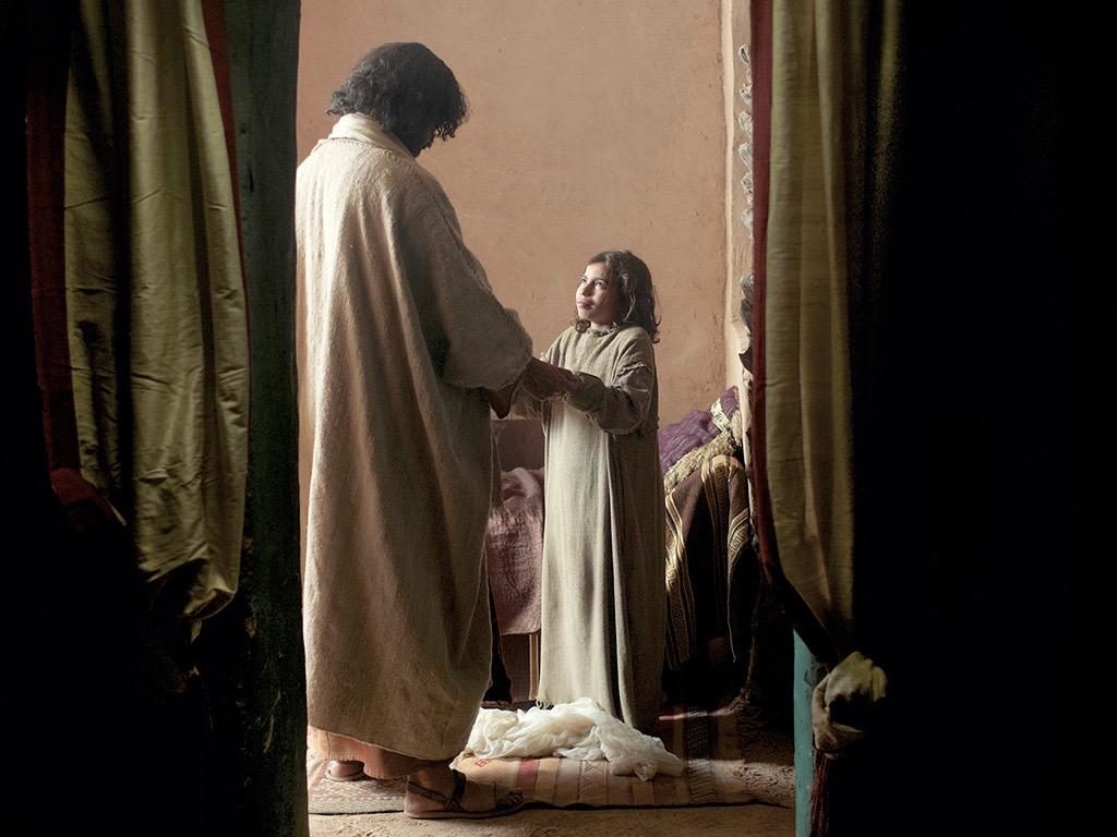 Proście, aby uwielbić Pana! (Mt. 9:18-25)