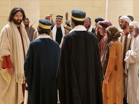 Co się wam zda o Chrystusie? Czyim jest synem?
