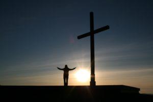 Jezus krzyż