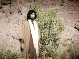 jan chrzciciel jezus
