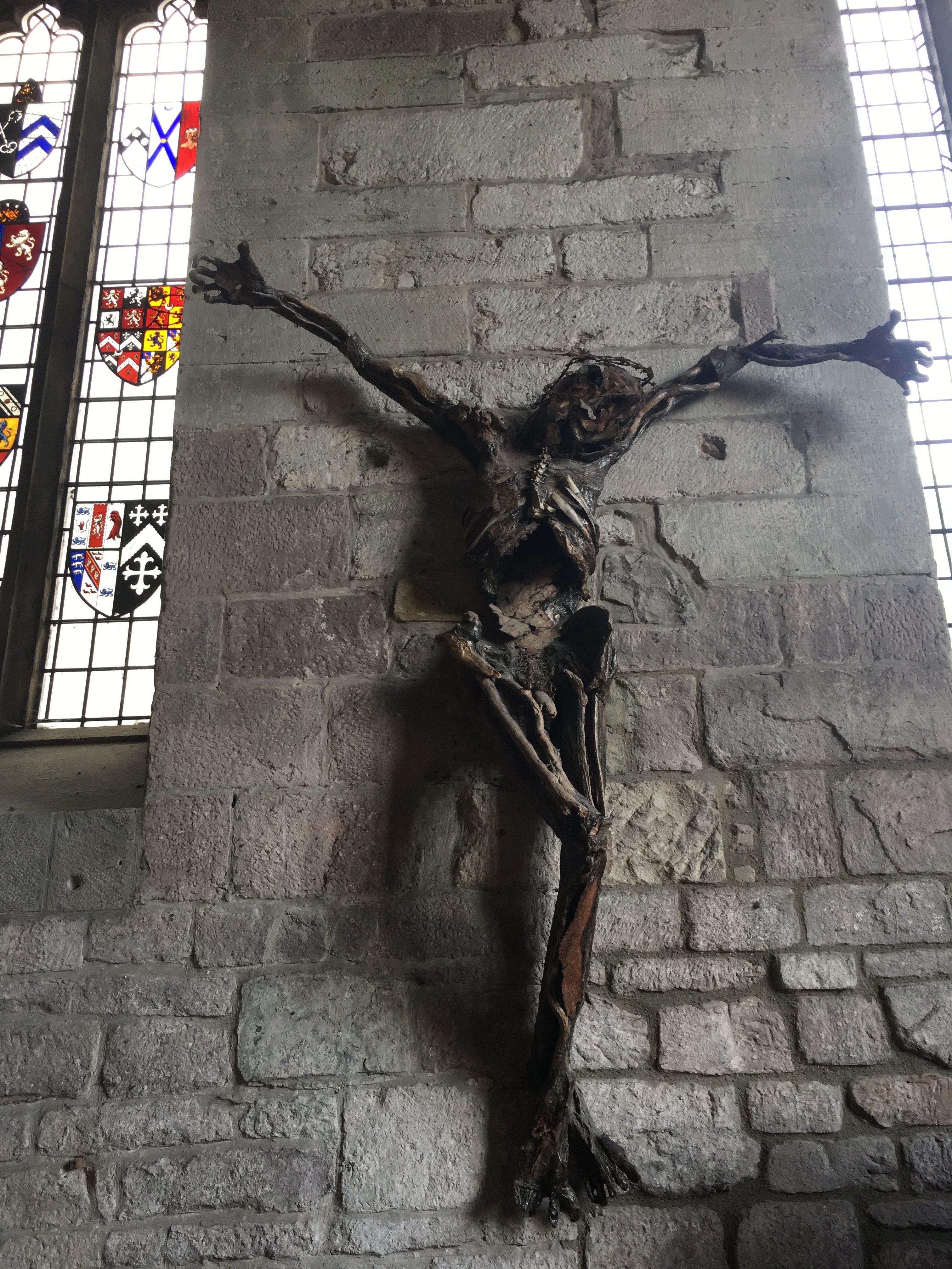 Wzgardzony Mąż Boleści – Ukrzyżowanie Jezusa
