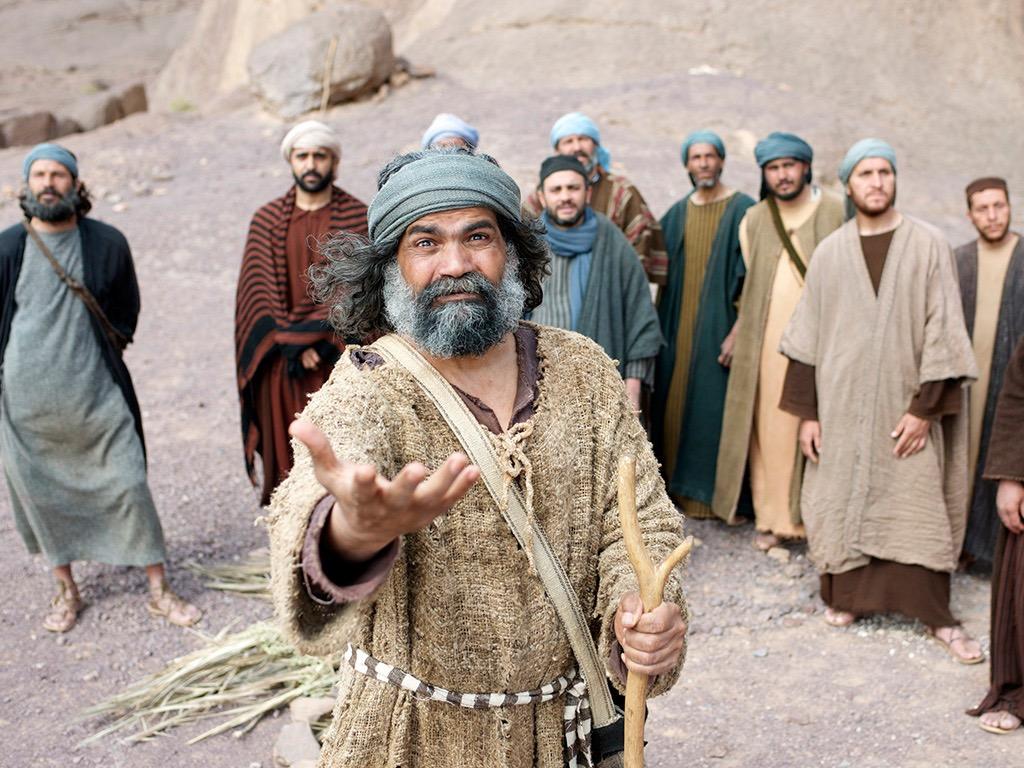 Gdziekolwiek pójdziesz, Panie! (Łk. 9:57-62)