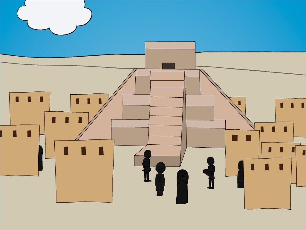 Wieża Babel (Gen. 11:1-9)