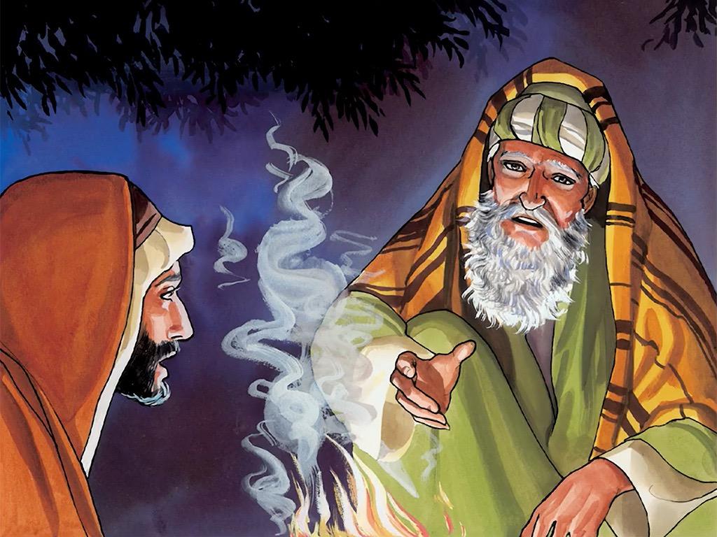 Musicie się na nowo narodzić (J. 3:1-10)
