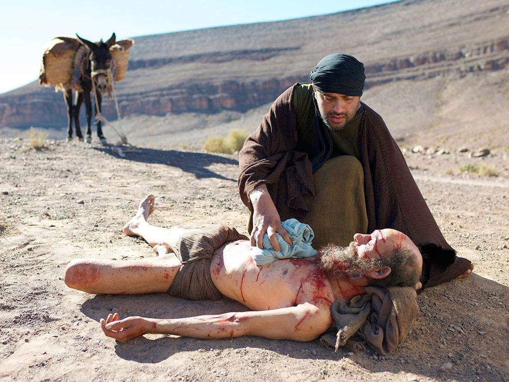 O Dobrym Samarytaninie (Łk. 10:25-37)