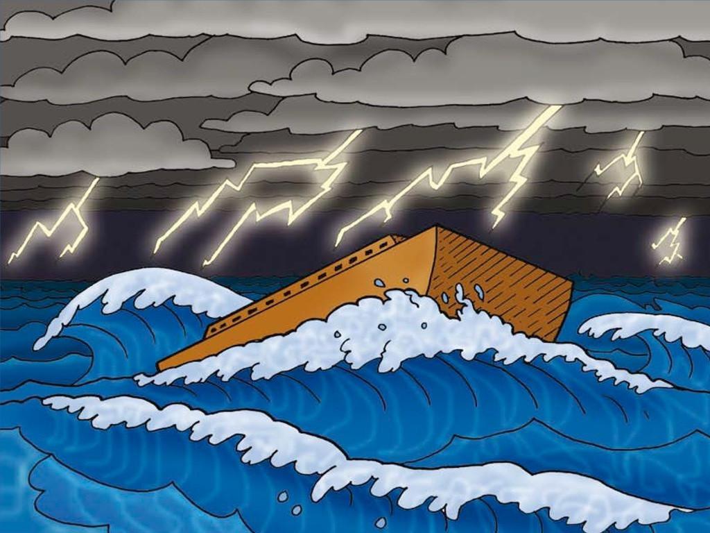 Arka Noego (1 Mż. 6:9-9:17)