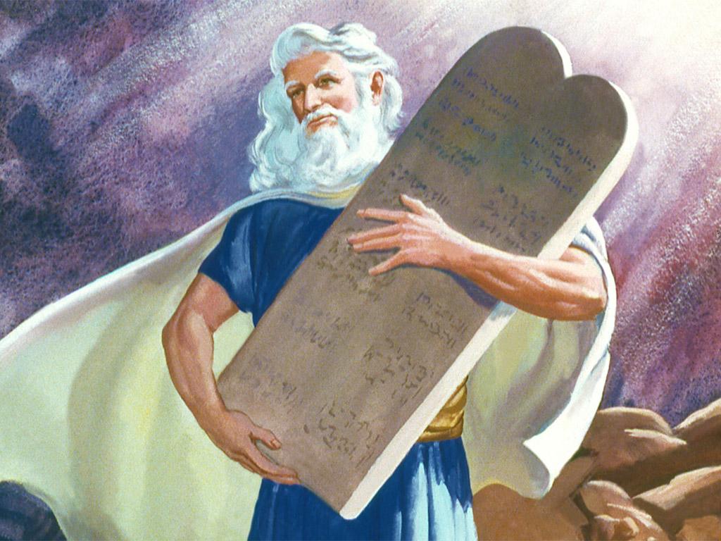 Nie będziesz miał innych bogów obok mnie (2 Mż. 20:2-3)