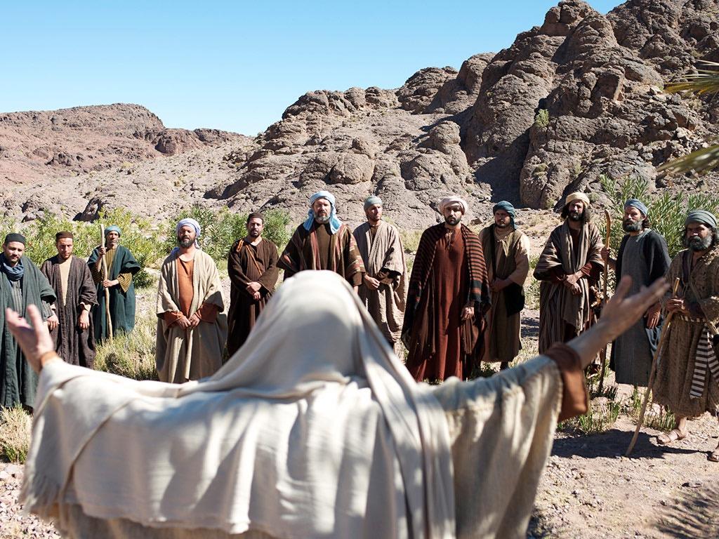 Kto chce być pierwszym (Mk. 9:31-36)