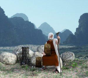 Mojżesz przymierze