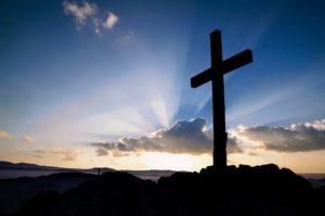 Pan Jezus krzyż
