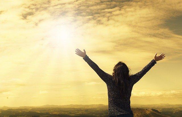 Tyś jest sam oczekiwaniem mojem. (Psalm 39:8)