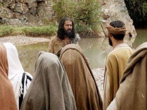 jan chrzciciel chrzest